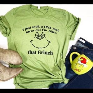 100% that grinch T-shirt